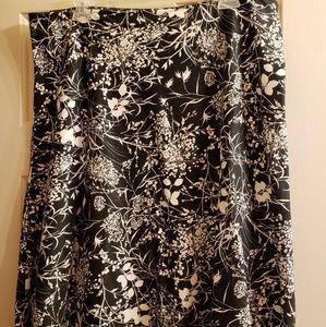 Liz Claiborne Villager Skirt Size 14